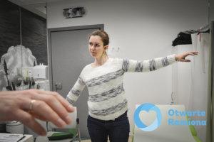Borowiec Anna, zespół górnego otworu klatki piersiowej, Fundacja Otwarte ramiona