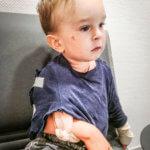 Kamil Duczmal, pobyt w szpitalu, dziecko, choroba, klinika