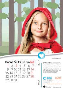 kalendarz charytatywny, pomoc