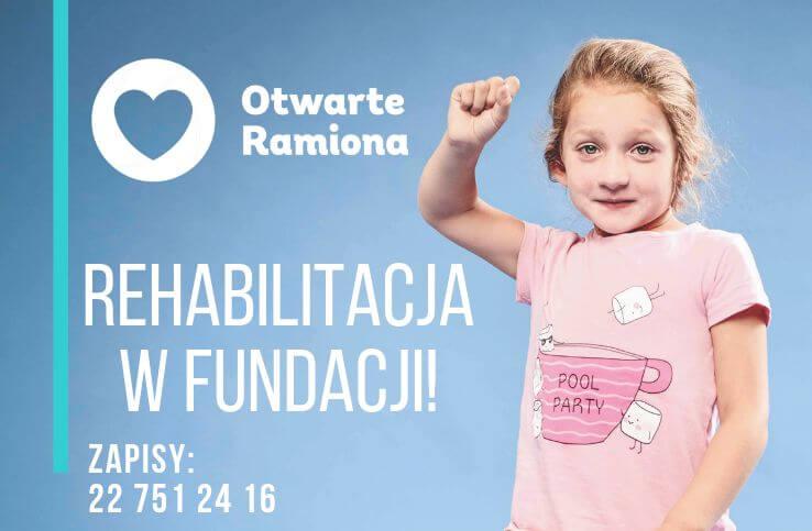 Rehabilitacja w Fundacji; Fundacja Otwarte Ramiona